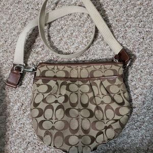 Pre owned Coach Crossbody